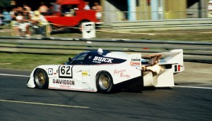 March 84G Buick von Pegasus Racing in Le Mans 1984 (Foto: HH von Minerva Racing)