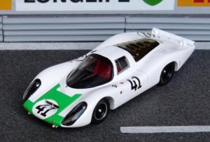 Porsche 907L Le Mans 1967, 5. Platz (Modell: Spark)