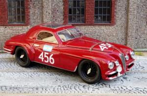 Alfa Romeo 6C 2500 SS Mille Miglia 1950 (Klaxon)