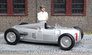 Auto Union Typ A, Großer Preis von Deutschland, Stuck (Modell: Minichamps)