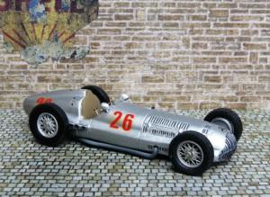 Mercedes-Benz W154 (Coppa Acerbo 1938, Caracciola) (Modell: John Day)