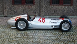 Mercedes-Benz W154 (Coppa Ciano 1938, Lang) (Modell: Metal43)