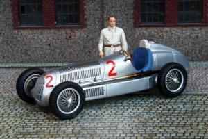 Mercedes-Benz W25, Großer Preis von Belgien (Spa), Sieger Caracciola (Modell: Spark)