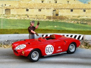 Lancia D24, Sieger Mille Miglia 1954 (Ascari), Top Model Collection