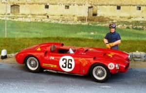 Lancia D24, Sieger Carrera Panamericana 1953 (Fangio), Top Model Collection