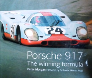 Peter Morgan, Porsche in Motorsport, The First Fifty Years
