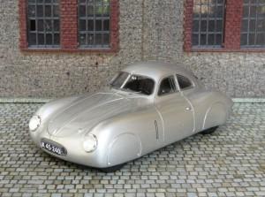 Porsche Typ 64/3, Status 1948 (in Porsche-Besitz), Modell: Premium Classics