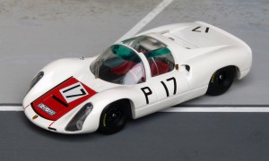 Porsche 910/6, Sieger am Nürburgring 1967 (Ebbro)