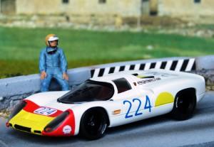 Porsche 907, Sieger Targa Florio 1968 (Modell: Provence Moulage)