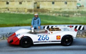 Porsche 908 Spyder 1969, Sieger Targa Florio 1969 (Modell: Starter)