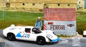 Porsche 910/8 Targa Florio 1967 (Spark)