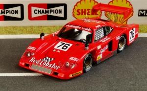 Porsche 935 LT1 Akin Le Mans 1982 (Modell: Spark)