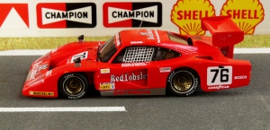 Porsche 935 LT1 Akin Le Mans 1982, Modell: Spark