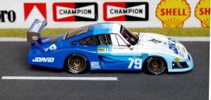 Porsche 935L Fitzpatrick, Le Mans 1982, Modell: Spark