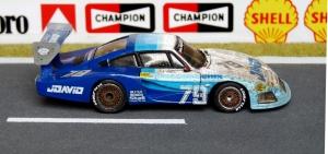 Porsche 935L Fitzpatrick, Modell Starter (am Ende des Rennens in Le Mans 1982)