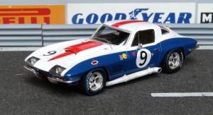 Chevrolet Corvette, Le Mans 1967 (Modell: Spark)