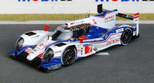 Le Mans Prototyp des Jahres: Toyota TS040 (Modell: Spark)