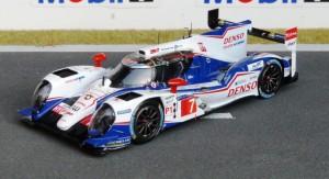 Le Mans Prototyp des Jahres: Toyota TS040 (Modell: Spark)