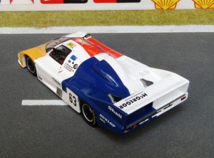 Porsche 936C Le Mans 1986 (Spark)