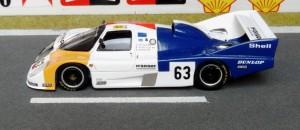Porsche 936C Le Mans 1986, 6. Platz (Spark)