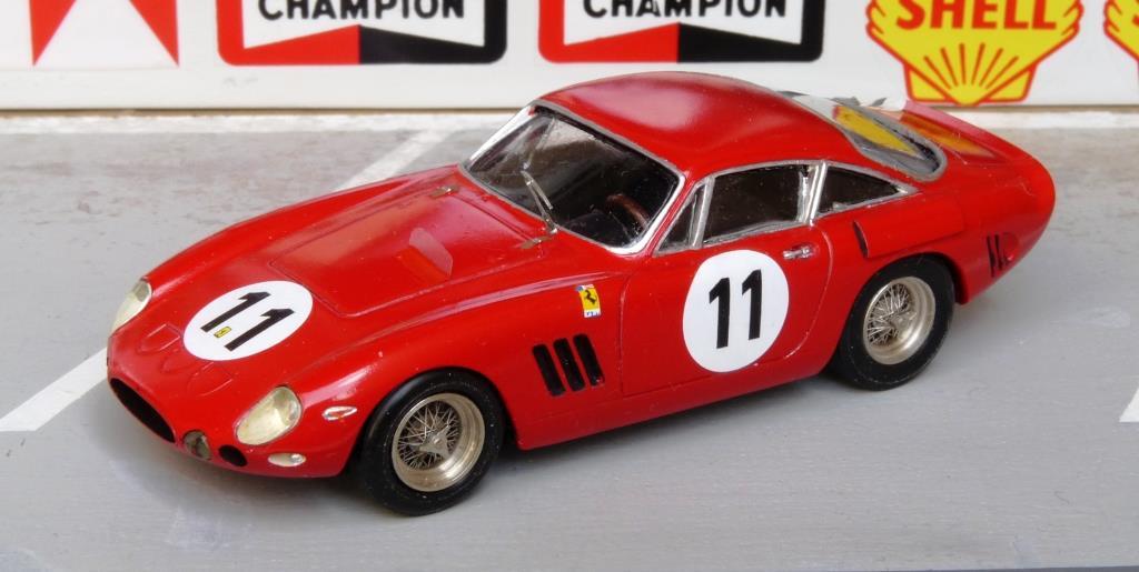 Ferrari 330 Lmb Eleganz Aus Maranello Endurance Racing 1 43