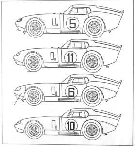 Cobra 1 und 2 LM Zeichng